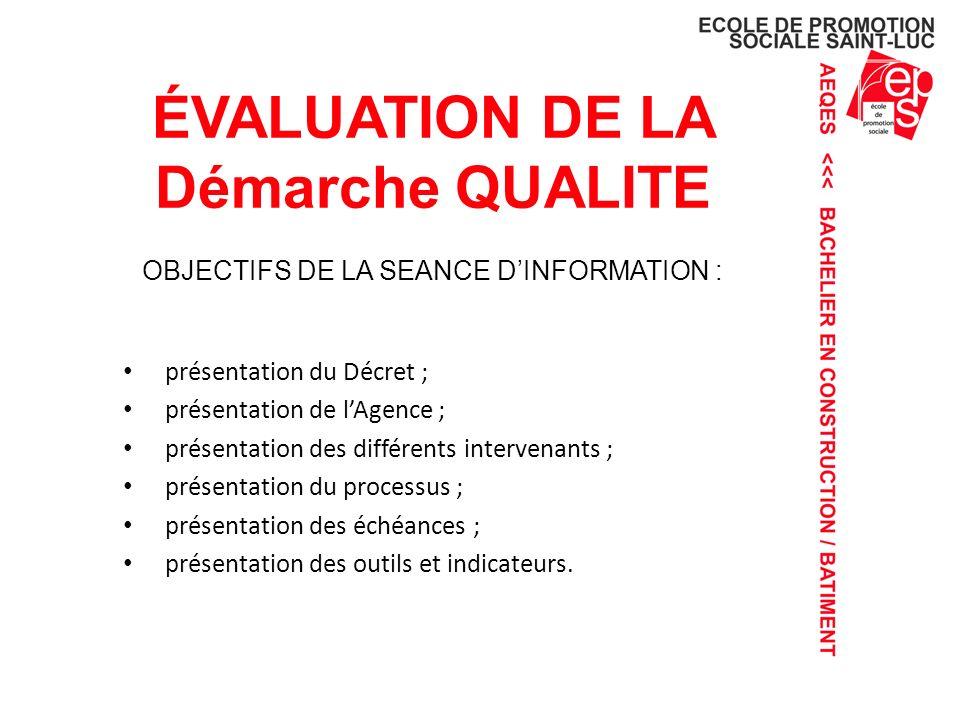 Calendrier Année n-1 (2011/12) de septembre à mai 2012 : évaluation interne et rédaction du rapport dévaluation interne ; mai 2012: dépôt du rapport dévaluation interne (Avril 2012 pour techniques graphiques).
