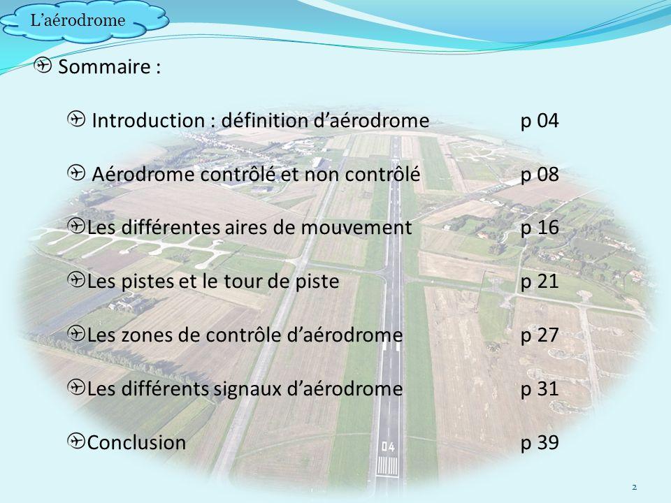 Laérodrome 13