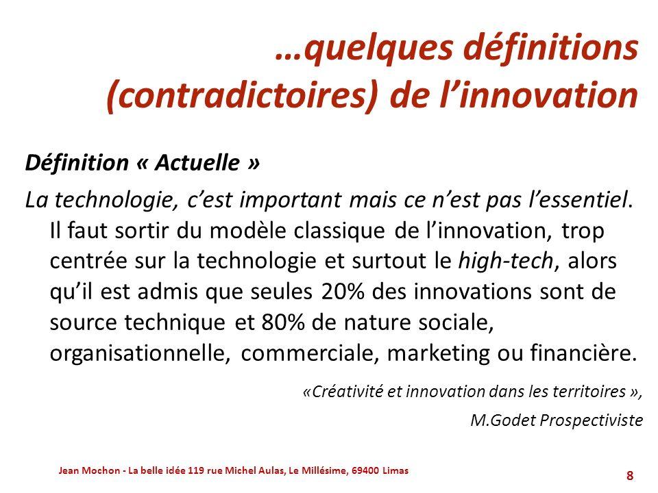 Jean Mochon - La belle idée 119 rue Michel Aulas, Le Millésime, 69400 Limas49
