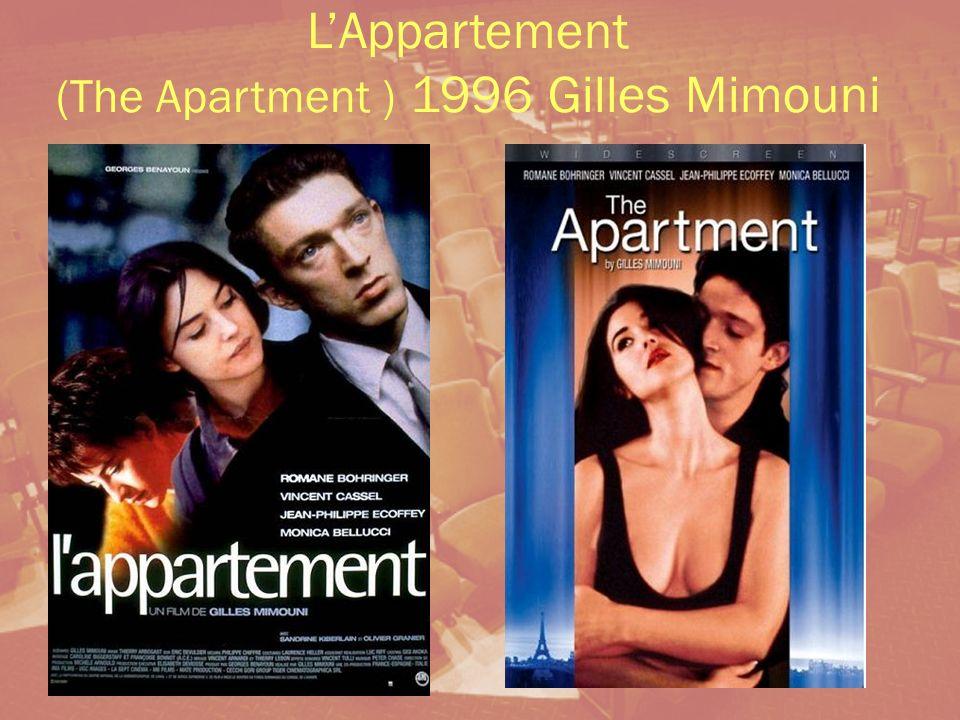 LAppartement (The Apartment ) 1996 Gilles Mimouni