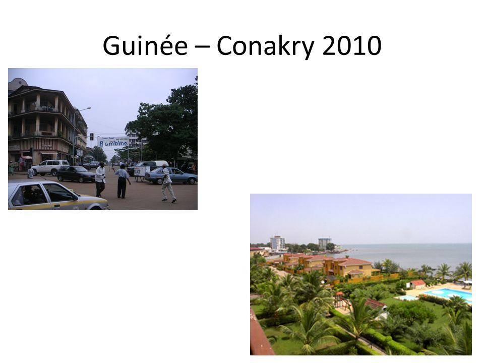 Guinée – Conakry 2010.