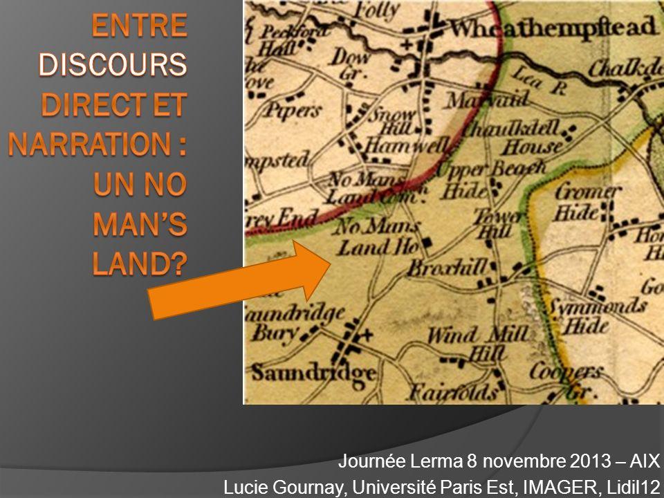 Journée Lerma 8 novembre 2013 – AIX Lucie Gournay, Université Paris Est, IMAGER, Lidil12