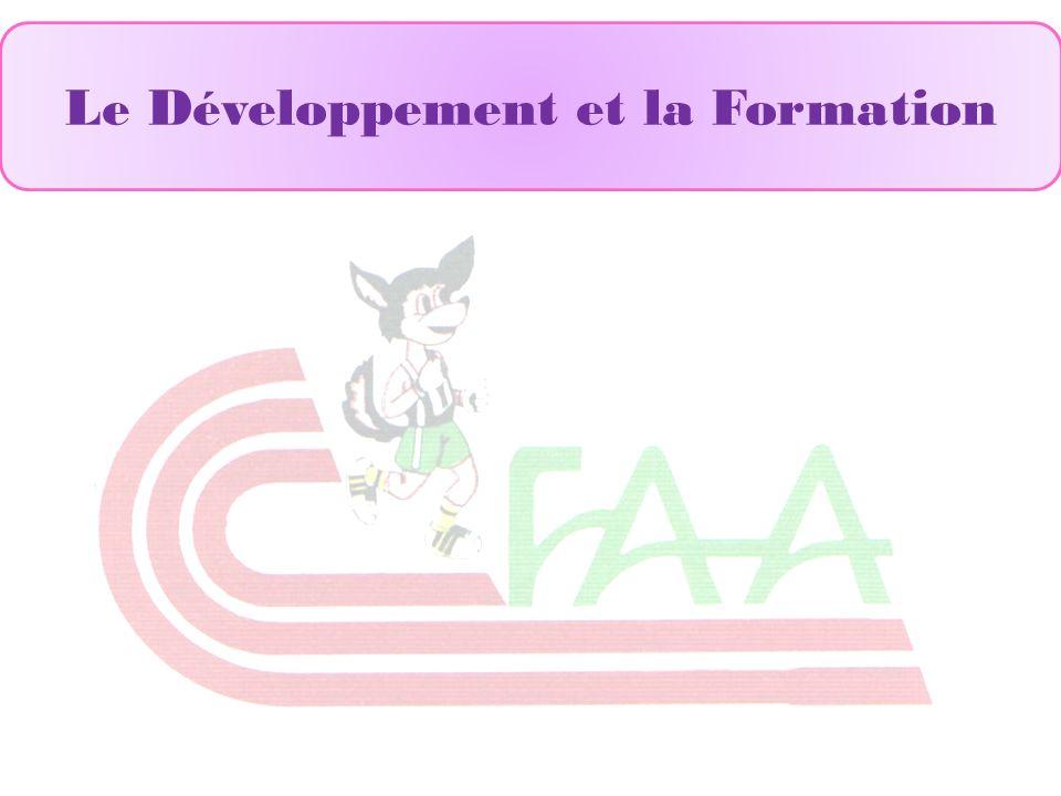 Le Développement et la Formation