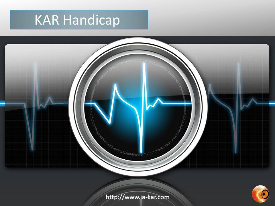 http://www.ia-kar.com KAR Handicap