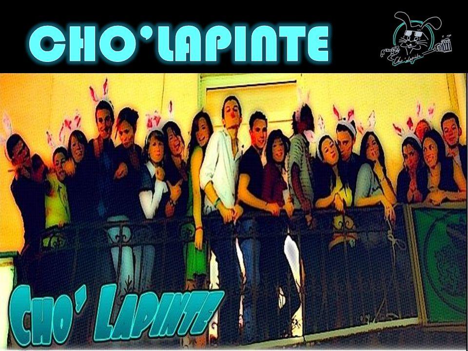 05/11/2008Amphi de présentation CHOLAPINTE18
