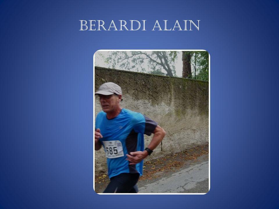 BERARDI Alain