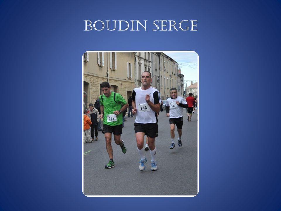 BOUDIN Serge