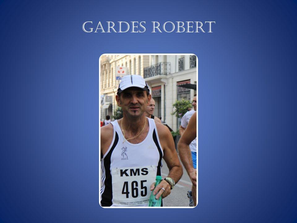 GARDES Robert