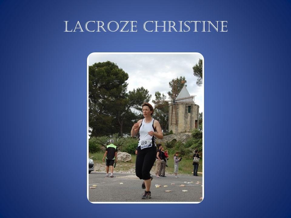 LACROZE Christine
