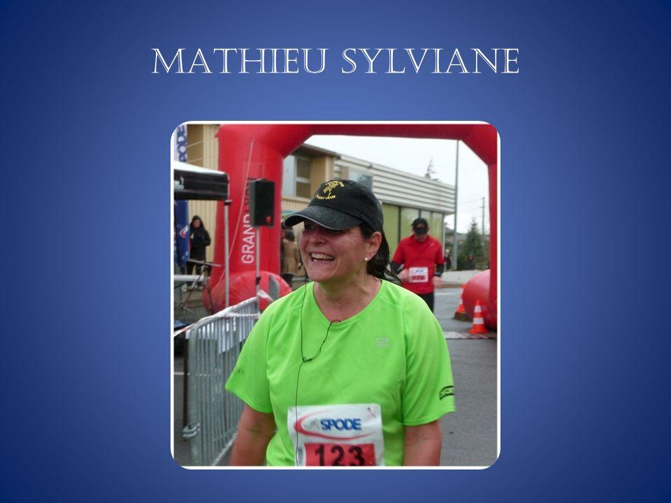 MATHIEU Sylviane