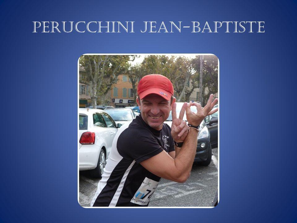 PERUCCHINI Jean-Baptiste