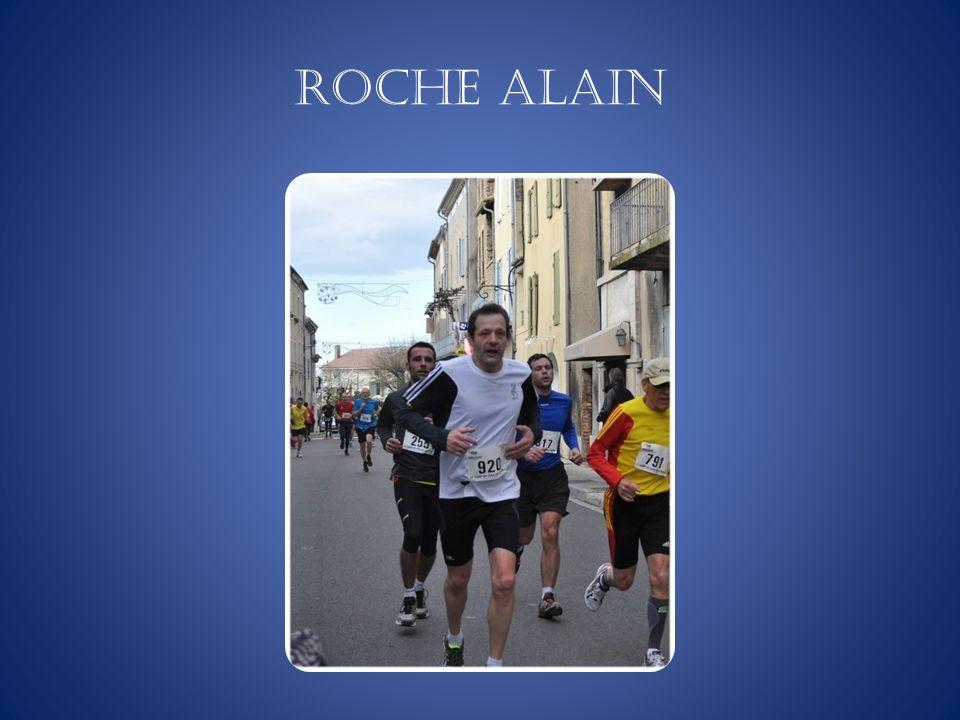 ROCHE Alain