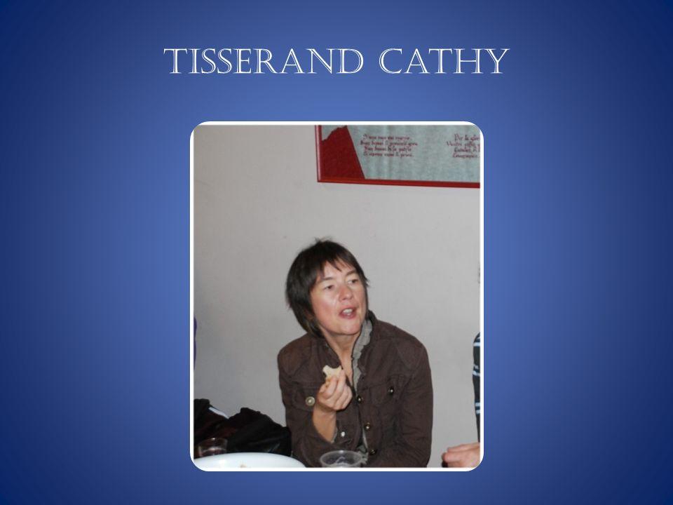 TISSERAND Cathy