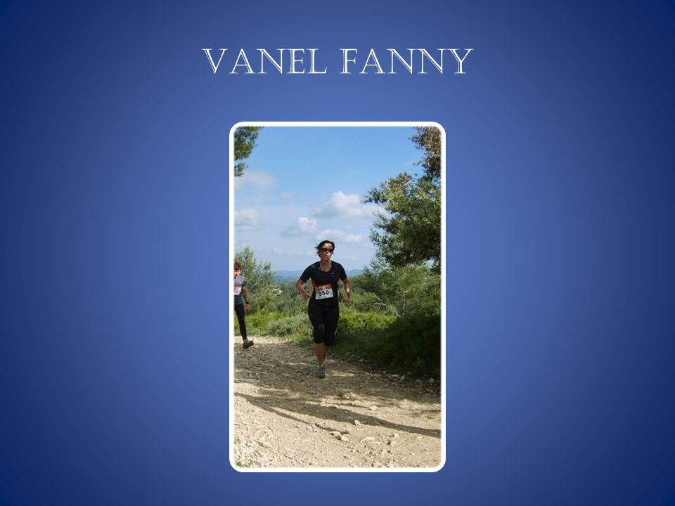 VANEL Fanny