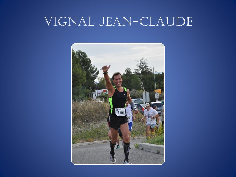 VIGNAL Jean-Claude