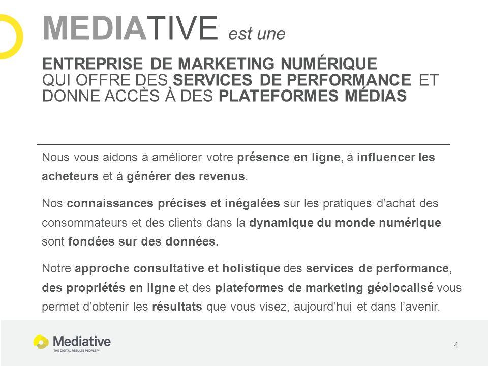 3 avril 2013 Mediative.com