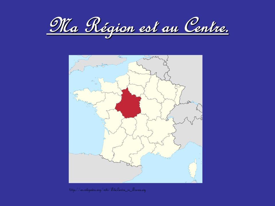 La Capitale de la Région est Orléans. http://commons.wikimedia.org/wiki/Orl%C3%A9ans