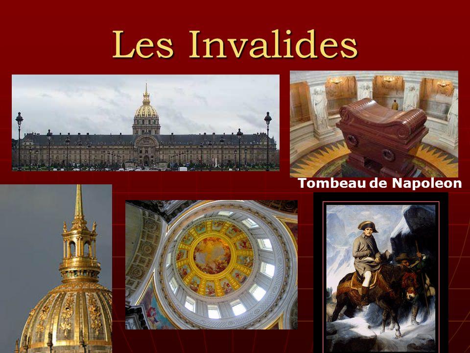 Les Invalides Tombeau de Napoleon