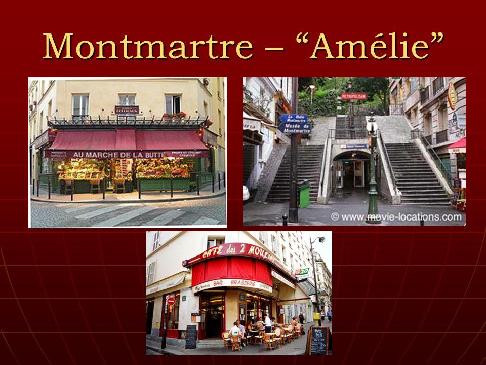 Montmartre – Amélie