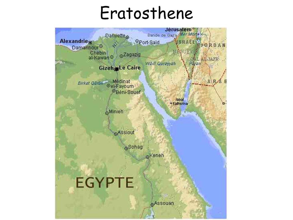 Eratosthene