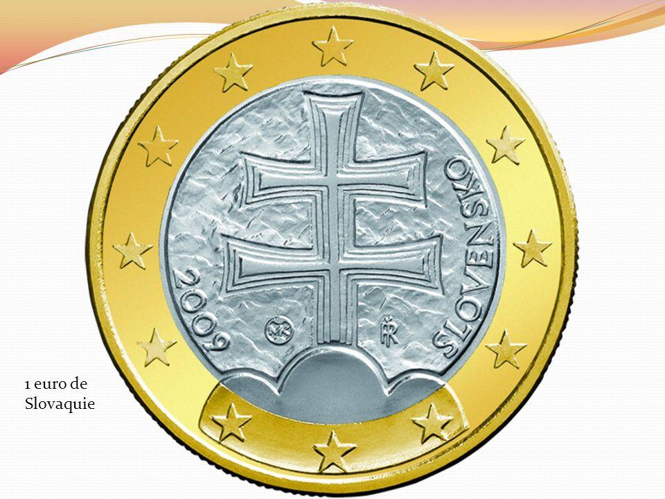 1 euro de Slovaquie