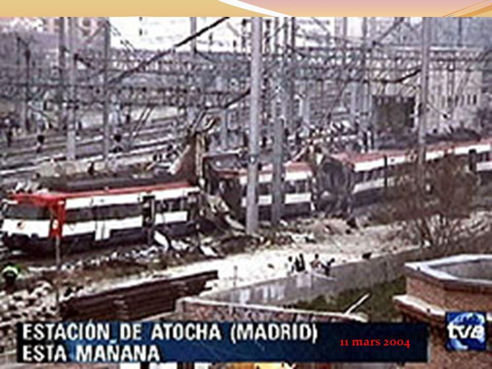 11 mars 2004