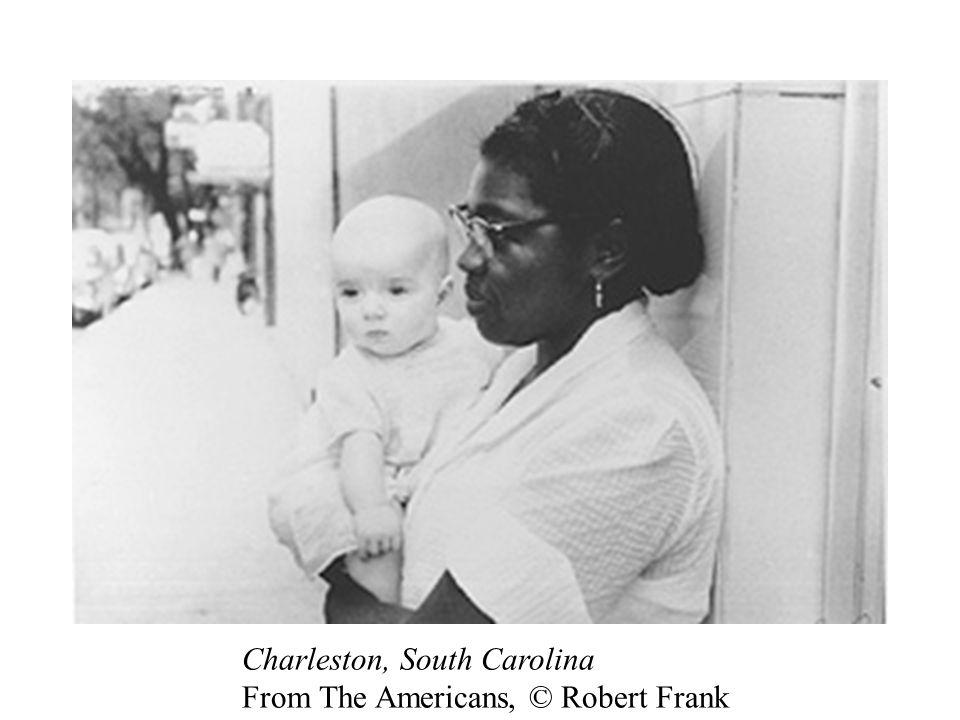 Charleston, South Carolina From The Americans, © Robert Frank