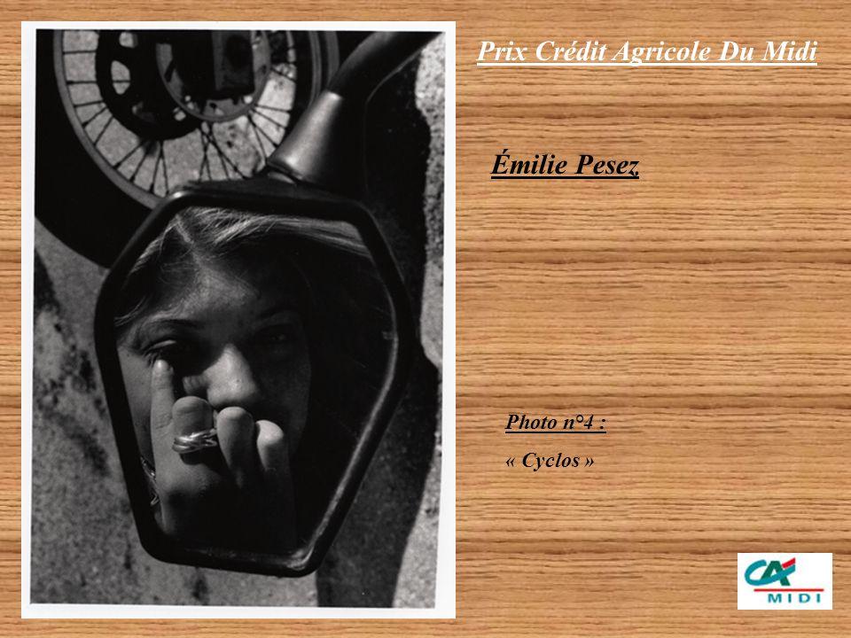 Prix Crédit Agricole Du Midi Émilie Pesez Photo n°3 : « Solitude au réfectoire »