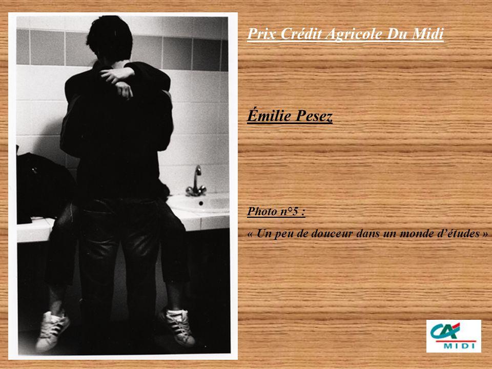 Prix Crédit Agricole Du Midi Émilie Pesez Photo n°4 : « Cyclos »