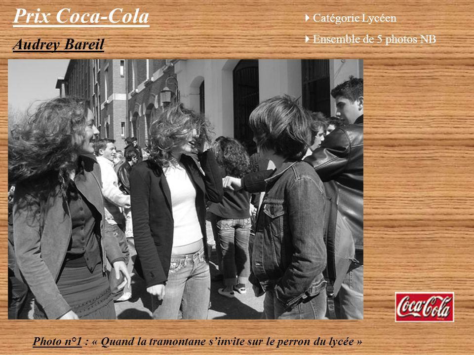 Prix Coca-Cola Lou Garagnani Photo n°2