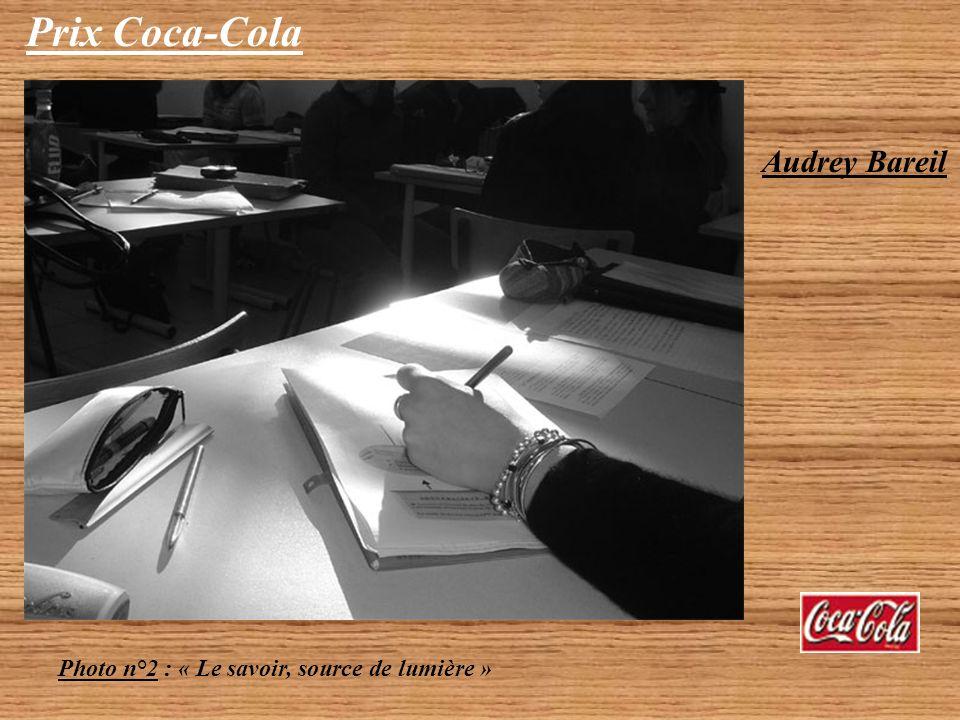 Prix Coca-Cola Audrey Bareil Catégorie Lycéen Ensemble de 5 photos NB Photo n°1 : « Quand la tramontane sinvite sur le perron du lycée »