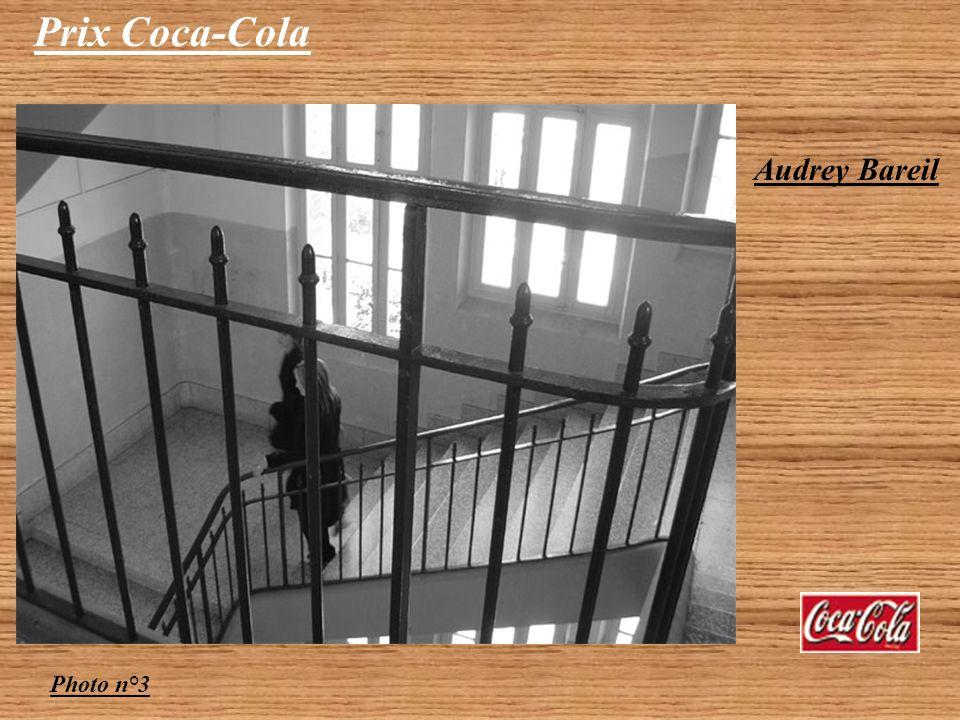 Prix Coca-Cola Audrey Bareil Photo n°2 : « Le savoir, source de lumière »