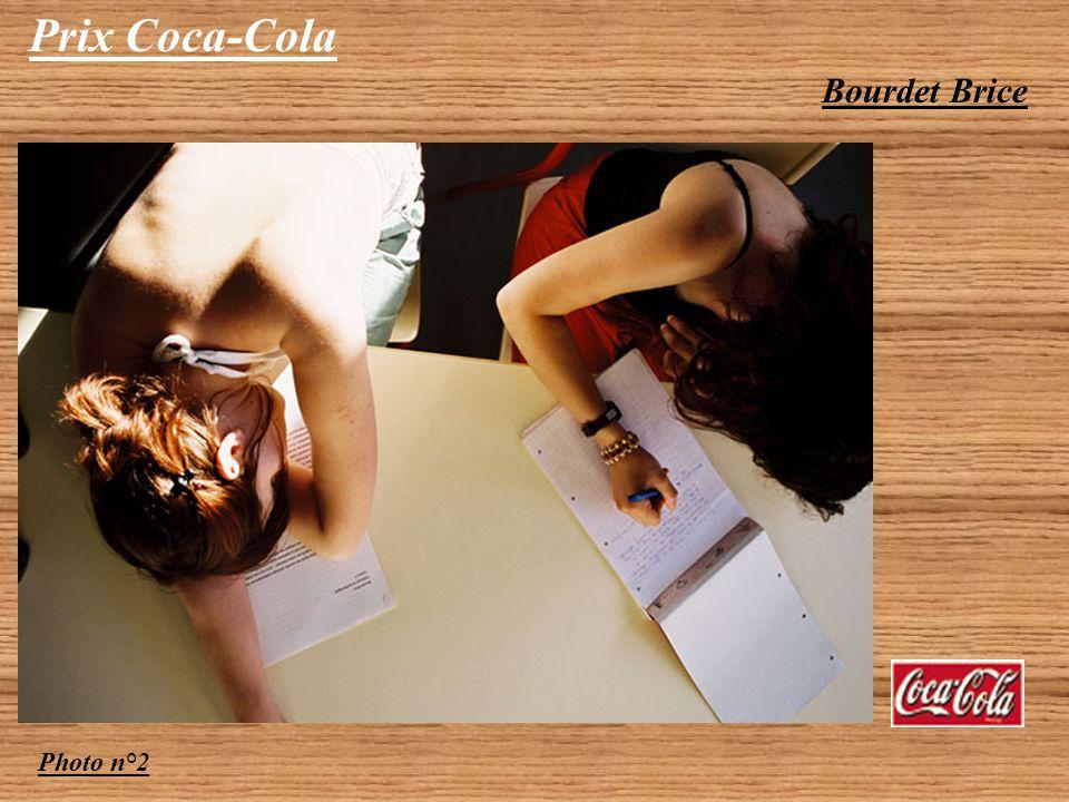 Prix Coca-Cola Catégorie Étudiant Ensemble de 5 photos couleur Bourdet Brice Photo n°1