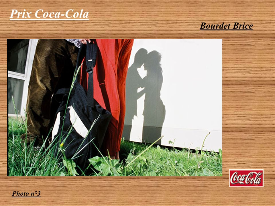 Bourdet Brice Prix Coca-Cola Photo n°2
