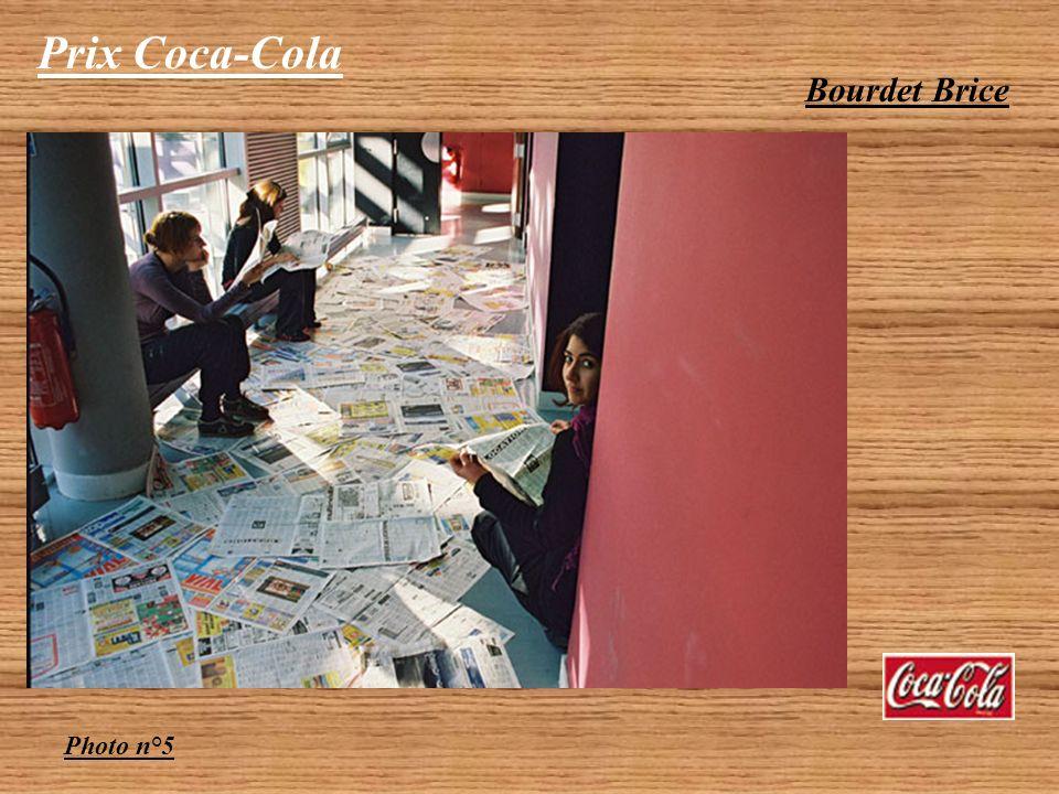 Prix Coca-Cola Photo n°4 Bourdet Brice