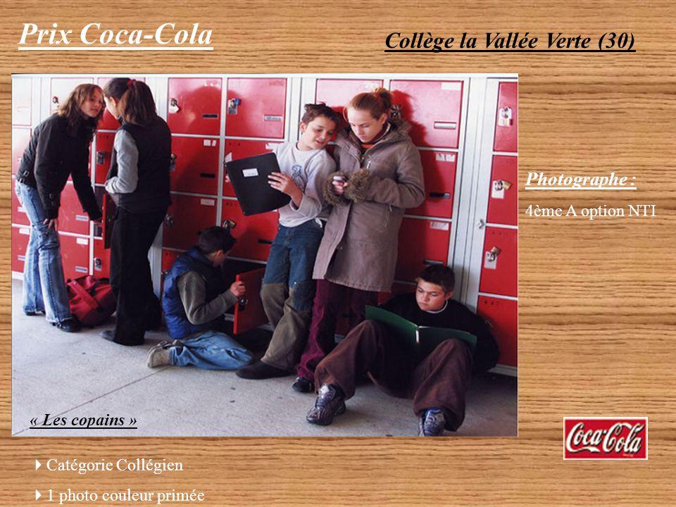 Prix Coca-Cola Bourdet Brice Photo n°5