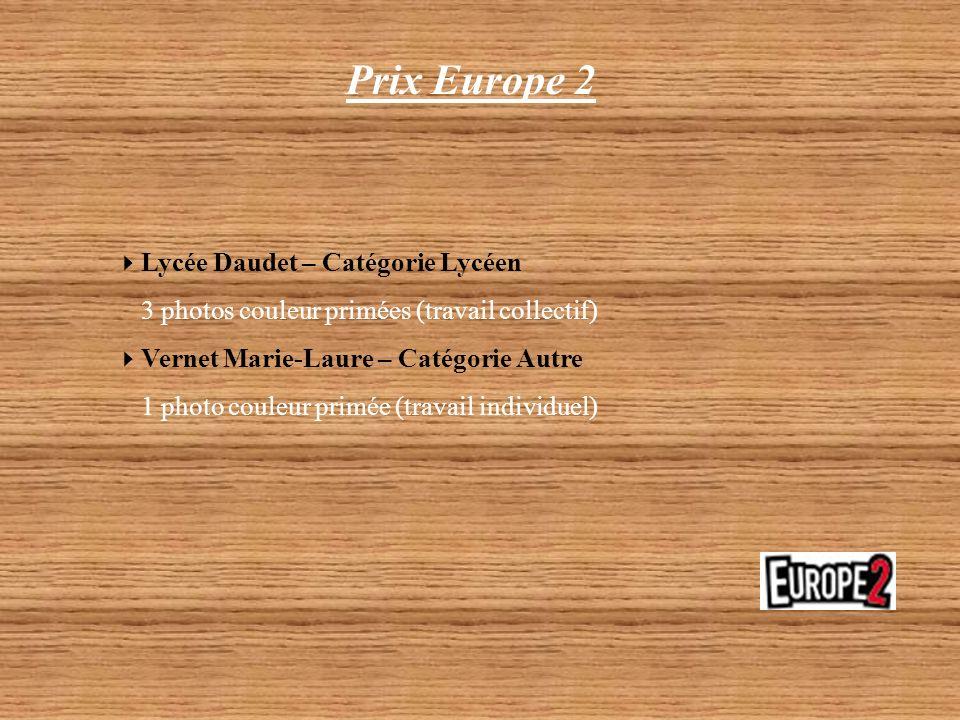 Prix FNAC Lycée Daudet (30) Photo n°4 Photographe : Julien Bouharis