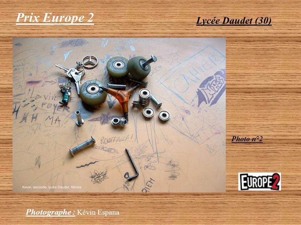 Photographe : Loïc Antunes Lycée Daudet (30) Catégorie Lycéen 3 photos couleur primées Photo n°1