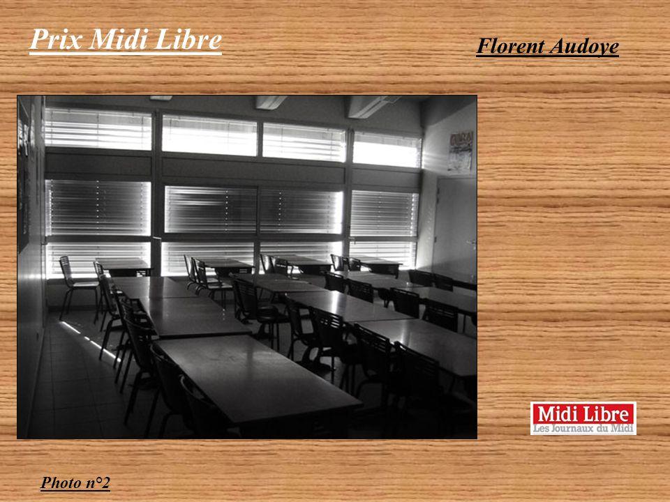 Prix Midi Libre Photo n°1 Florent Audoye Catégorie Étudiant 2 photos NB primées