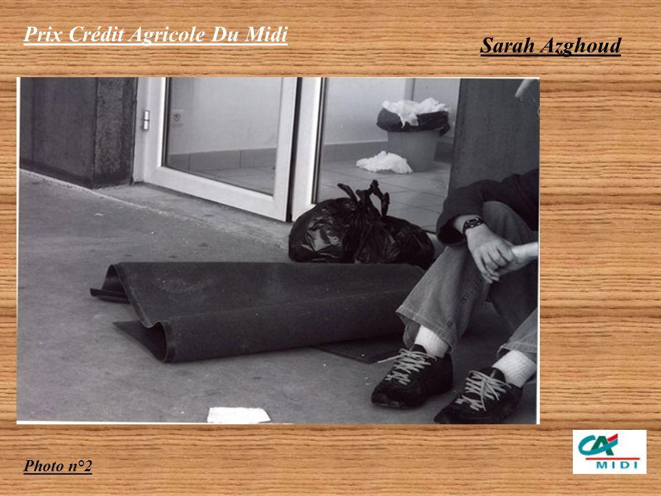 Prix Crédit Agricole Du Midi Sarah Azghoud Catégorie Collégien 2 photos NB primées Photo n°1