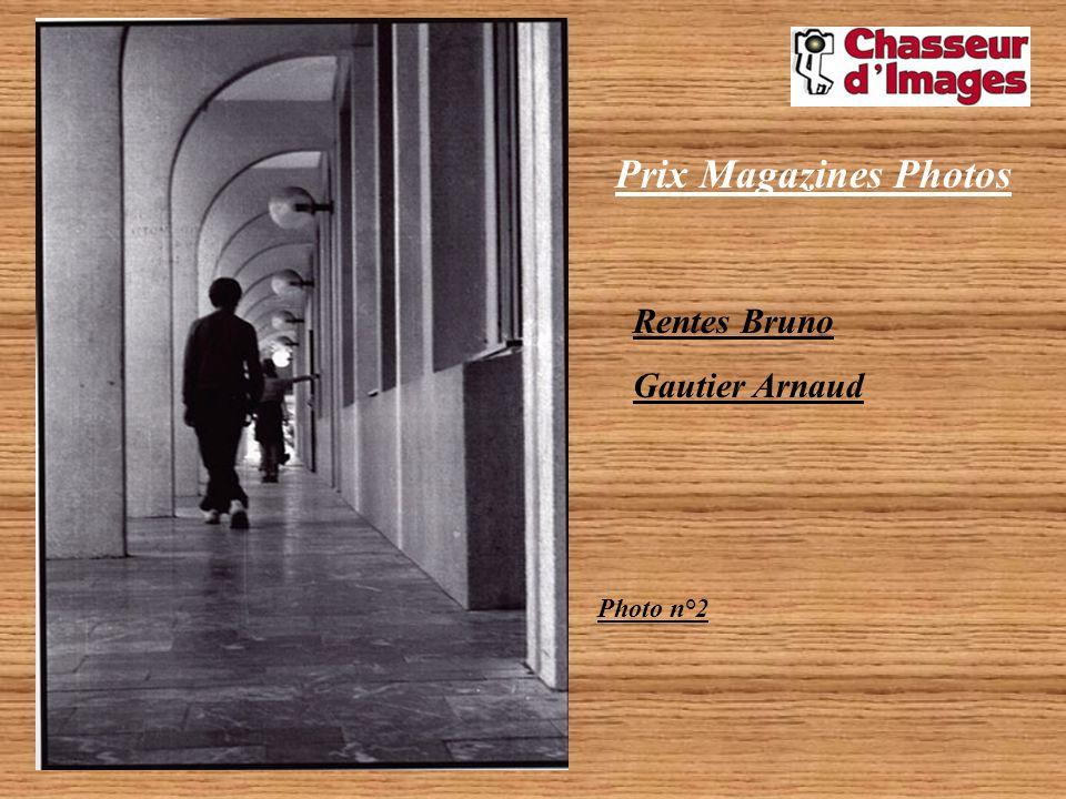 Prix Magazines Photos Catégorie Collégien 2 photos NB primées Rentes Bruno Gautier Arnaud Photo n°1