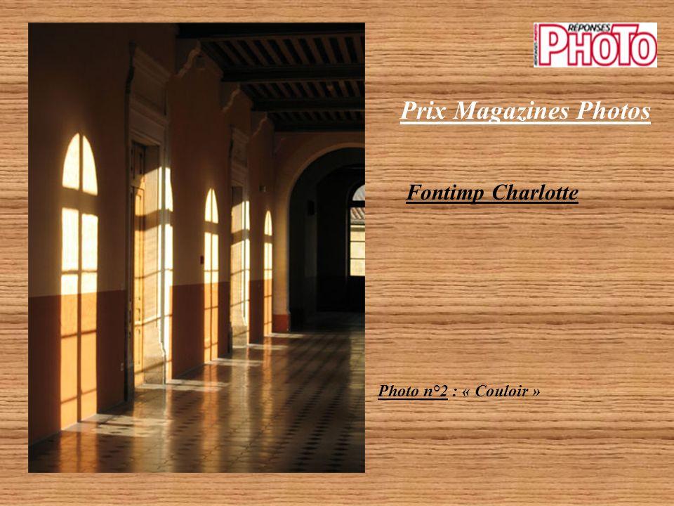 Prix Magazines Photos Photo n°1 : « Vue cour intérieure Lycée St Joseph – Avignon » Fontimp Charlotte Catégorie Lycéen 5 photos couleur primées