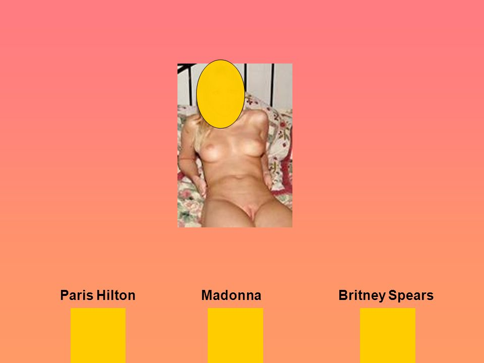 Britney SpearsParis HiltonMadonna
