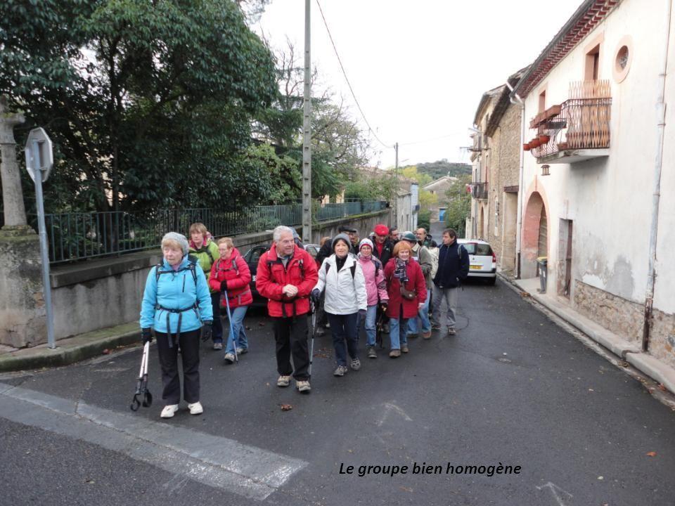 La rue du Départ