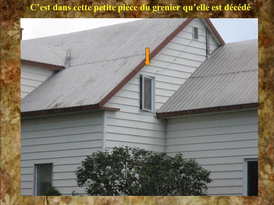 Maison de Aurore Gagnon lenfant martyre