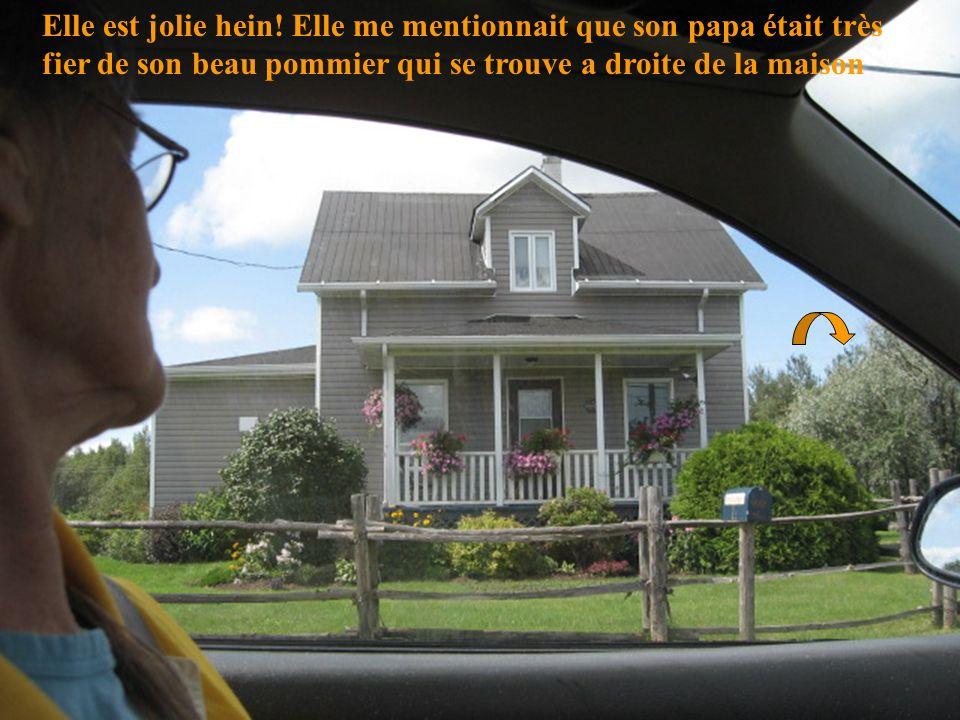 La maison de son papa