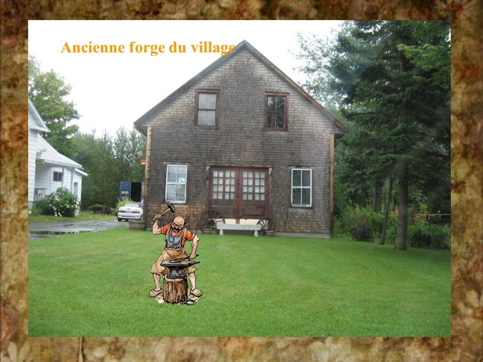 Ancienne forge du village