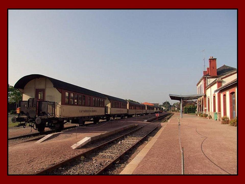 Préparation de la locomotive Préparation de la locomotive En 2008, pour la première fois, la locomotive Mallet 020 020 T classée Monument Historique,