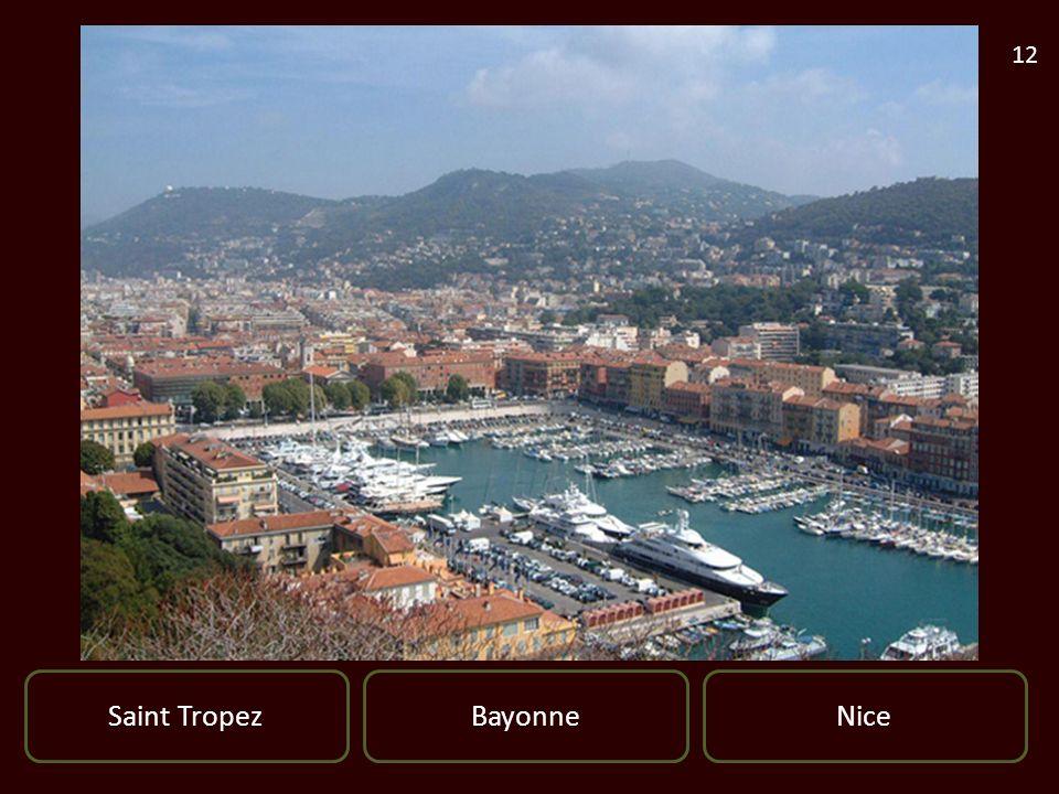 Saint Tropez NiceBayonne 12