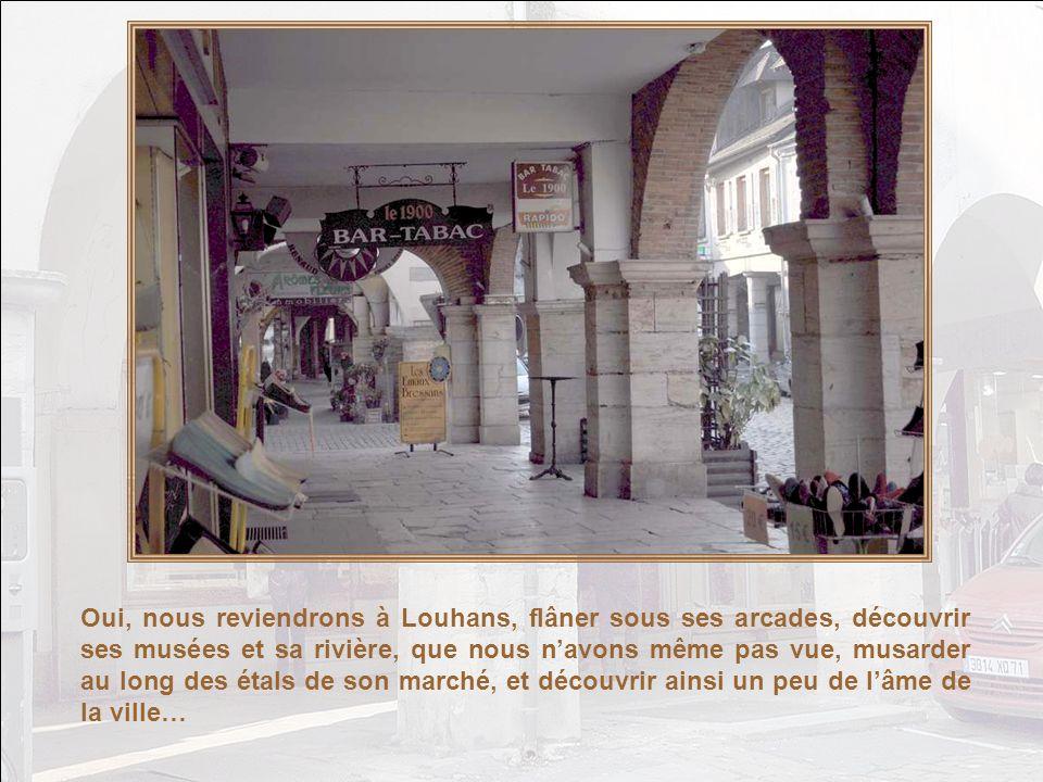 Louhans, ville chargée dhistoire… Ces maisons nous en racontent une partie.